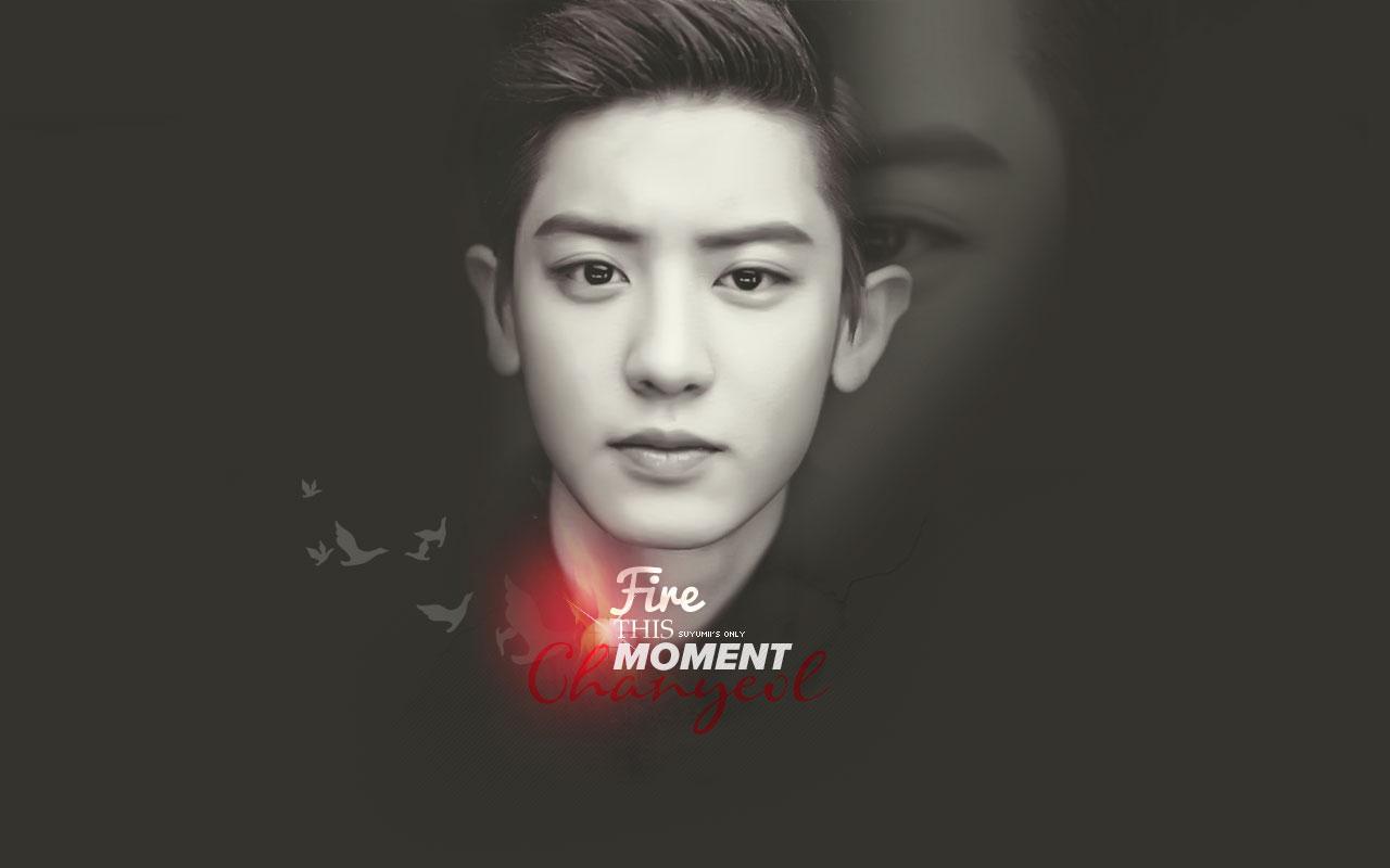 Chanyeol 2014 Wallpaper Chanyeol Wallpa...