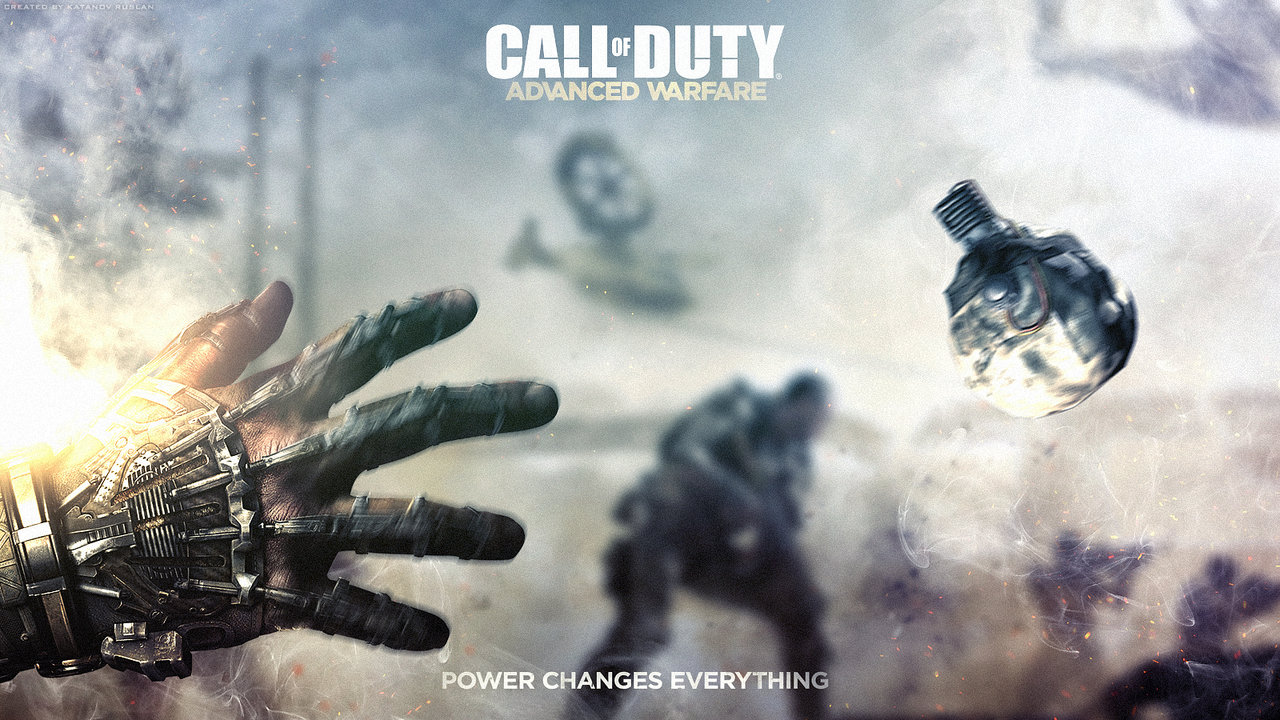 Free Download Call Of Duty Advanced Warfare Game Wallpapers