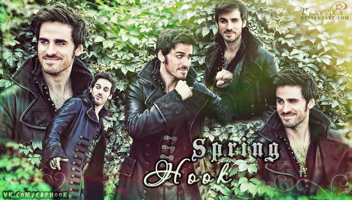Free Download Hook Once Upon A Time Wallpaper Captain Hook Killian