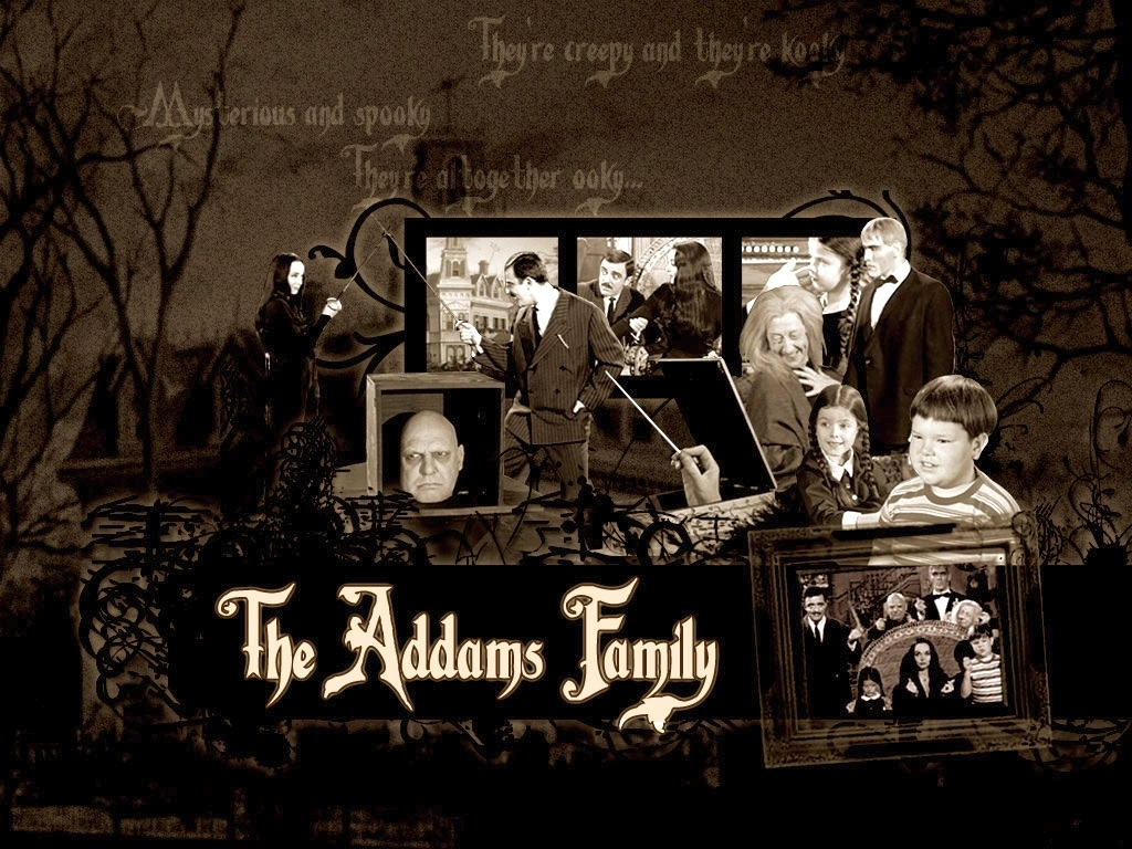 Addams Family images The Addams Family Wallpaper wallpaper photos 1024x768