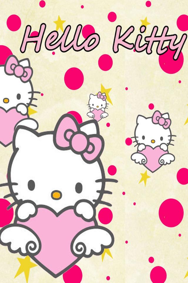 Cool Hello Kitty Wallpapers - WallpaperSafari