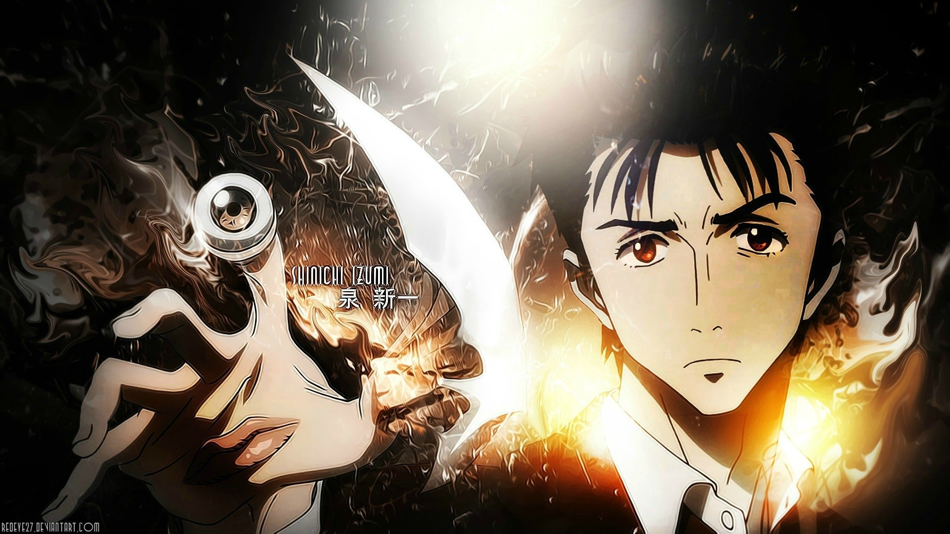 41 Parasyte  the maxim  HD Wallpapers Background Images 1920x1080