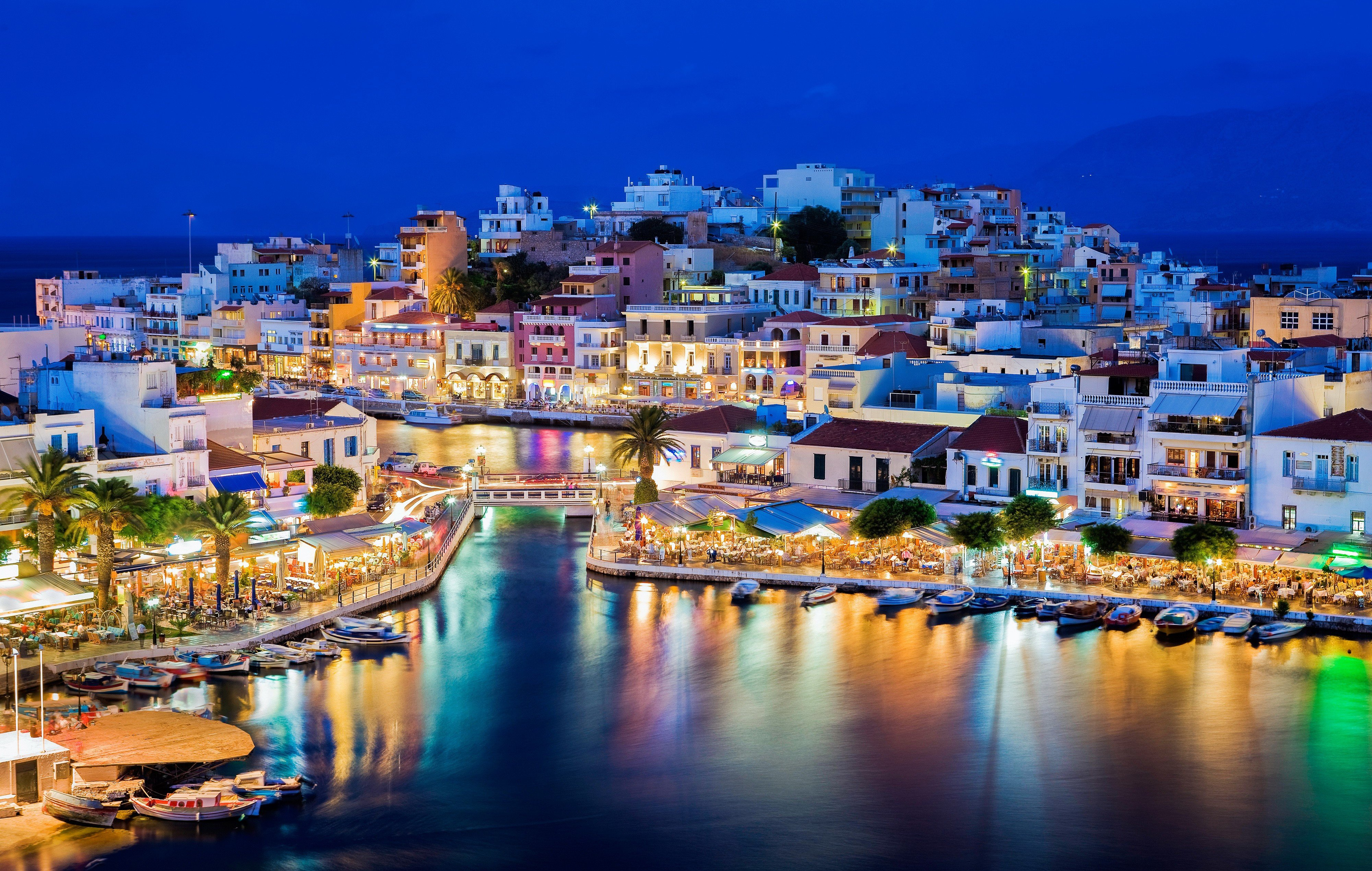 171 Greece HD Wallpapers Background Images 4000x2539