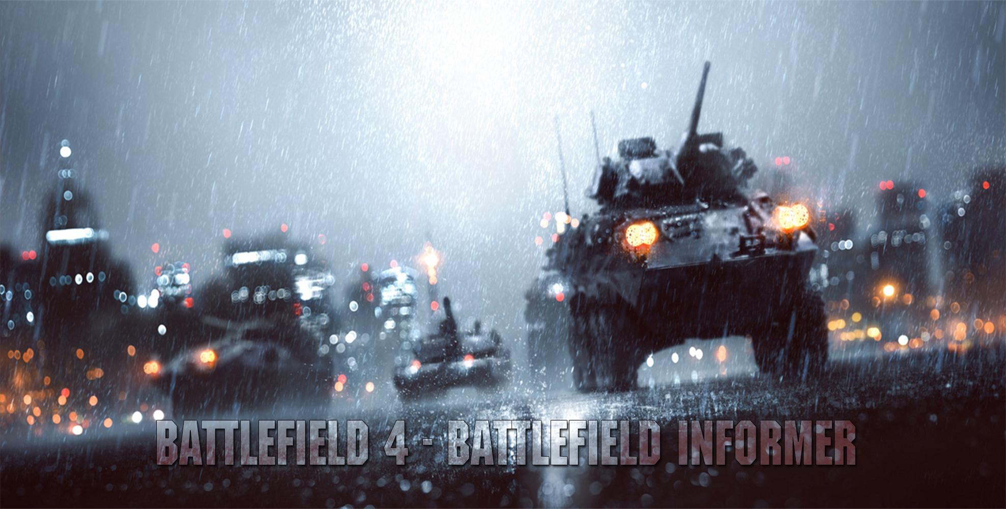 Battlefield 4 Wallpaper 1   Battlefield Informer Gallery 1977x1000