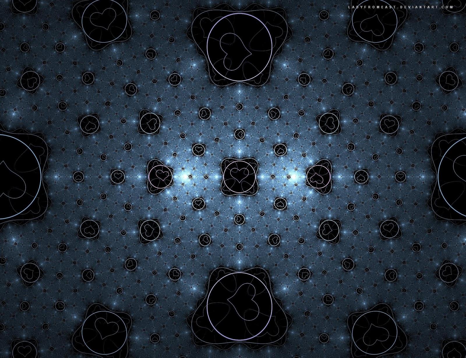 fractal hd wallpaper wide screen in 3d 1600x1231