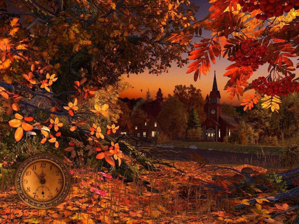 Animated Fall Screensavers Wallpaper HD Wallpapers 1024x768