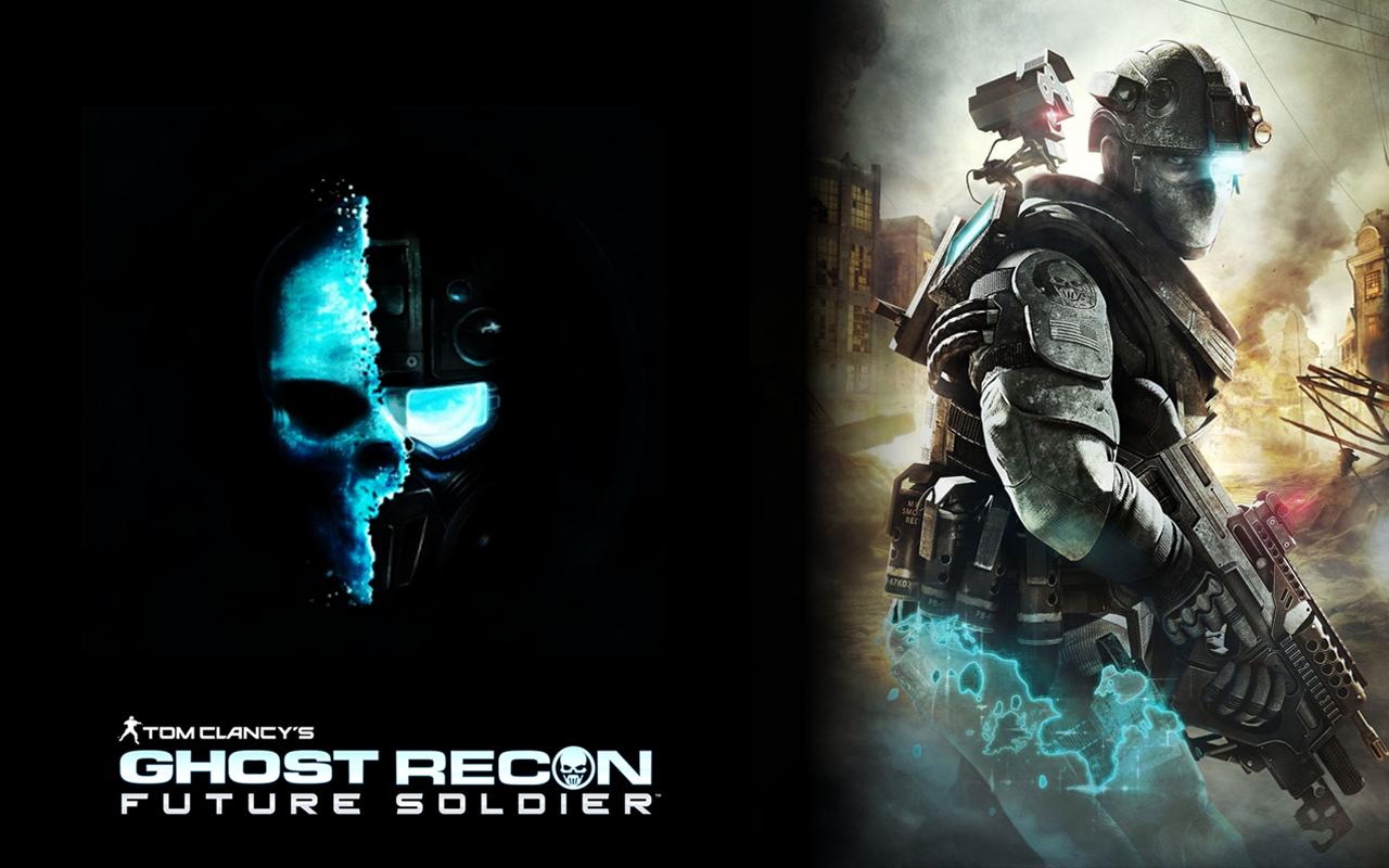 Ghost Recon Future Soldier Wallpaper 1280x800