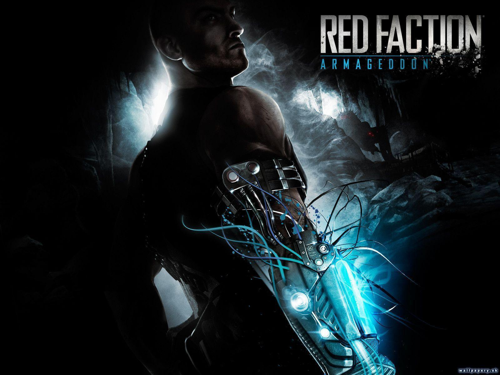 Red Faction Armageddon Wallpapers - Wallpaper Cave
