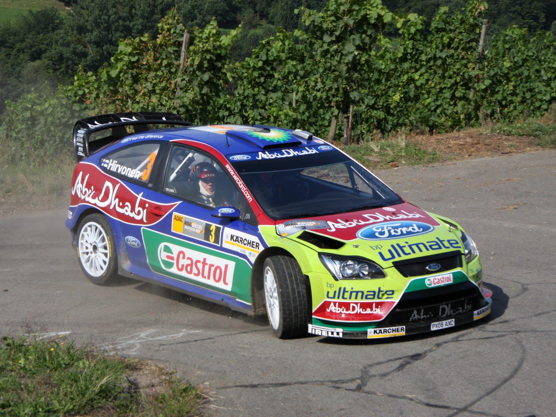 Rally Car Wallpaper  WallpaperSafari