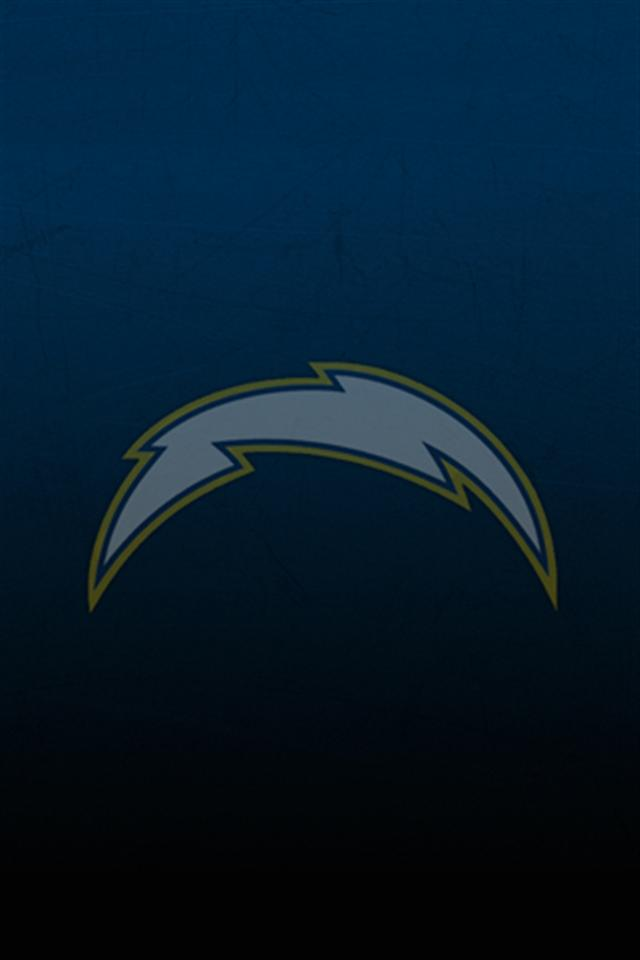 San Diego Chargers Logo 3 Sports iPhone Wallpapers iPhone 5s4s 640x960