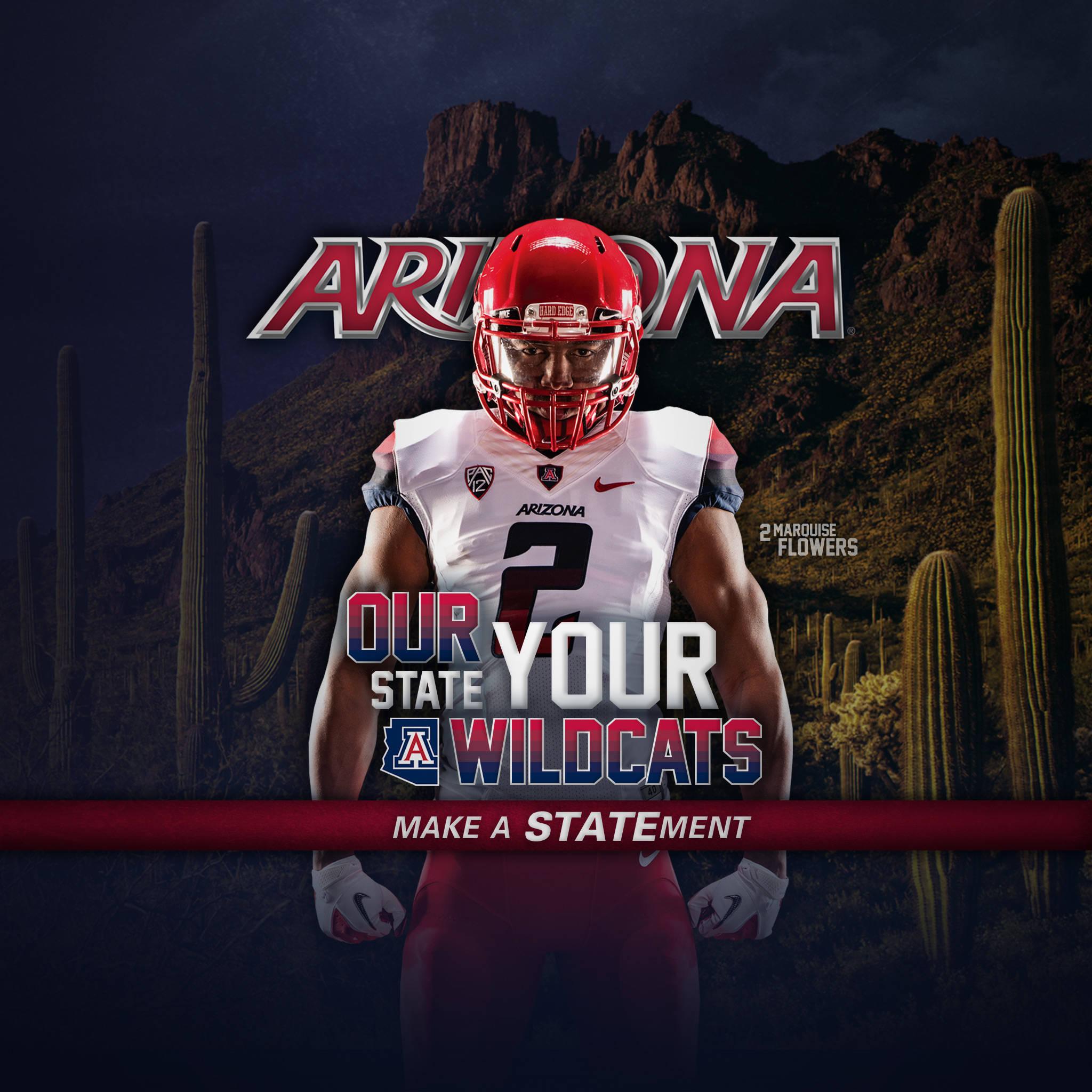 University Of Arizona Wildcats Wallpaper 2013 arizona football 2048x2048