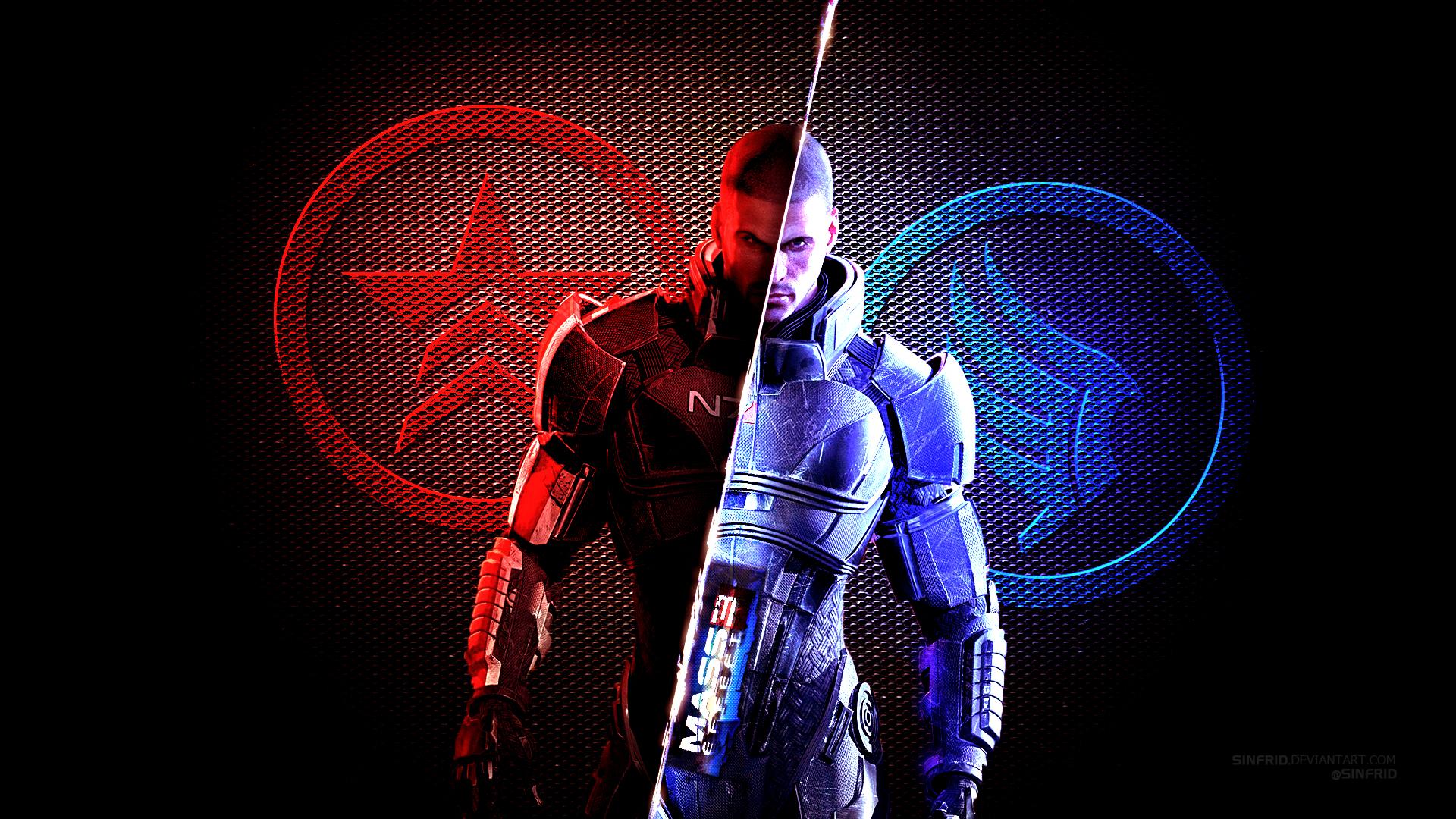 Mass Effect 3 Wallpaper 01 by Sinfrid 1920x1080