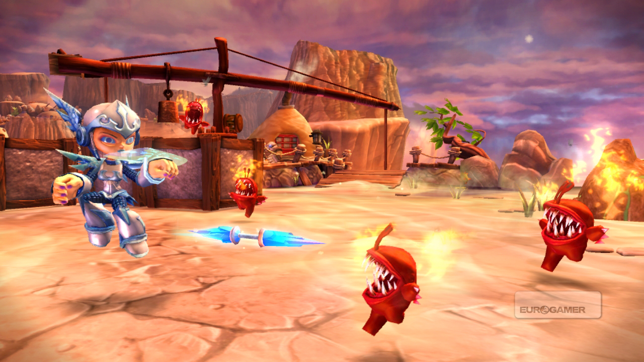 Skylanders Giants desktop wallpaper 5 of 45 Video Game Wallpapers 1280x720