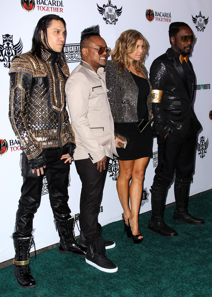 Taboo LR Recording artists Taboo apldeap Fergie and 425x594