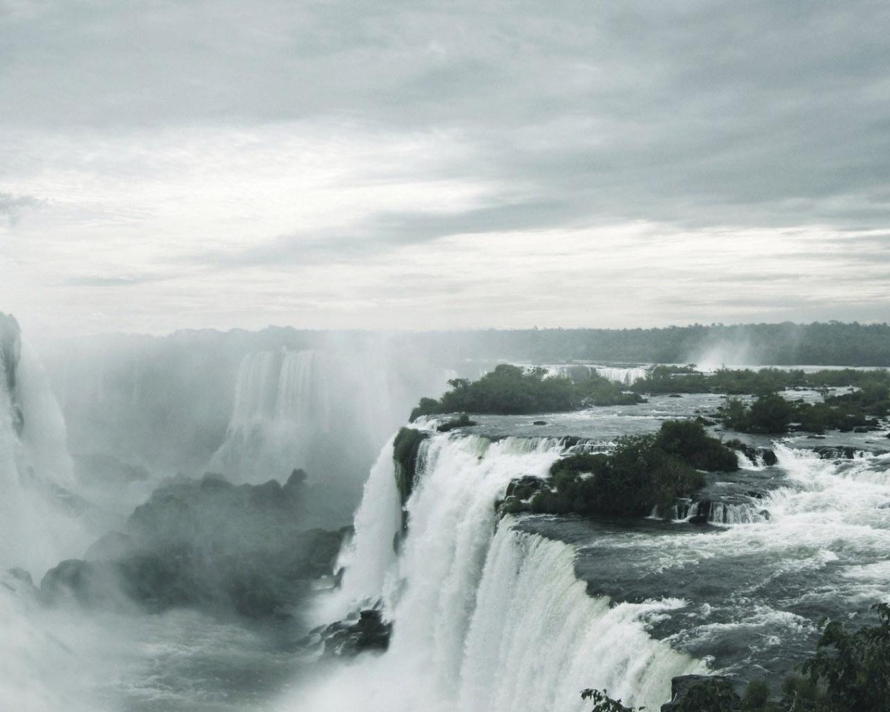 Niagara Falls Canada 1280x1024