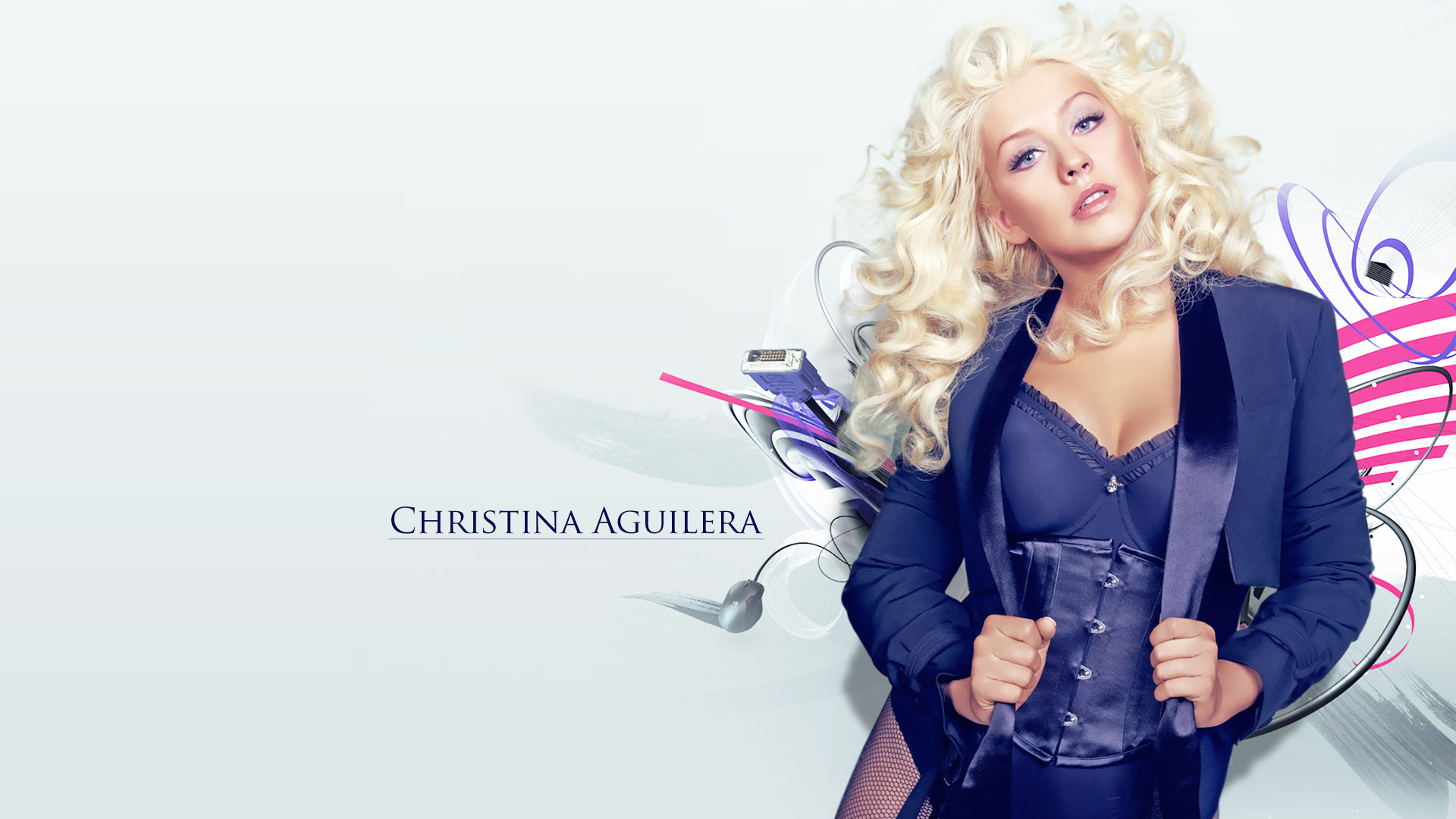 Christina Aguilera Hot And Sexy Wallpaper Hd Daily Pics Update HD 1920x1080
