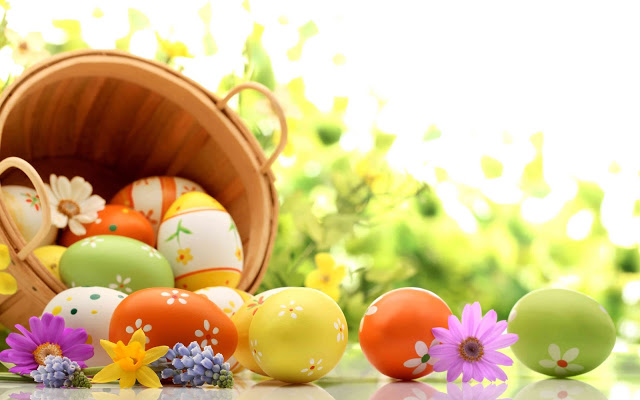 23 Happy Easter 2018 Wallpapers Background Images 640x400