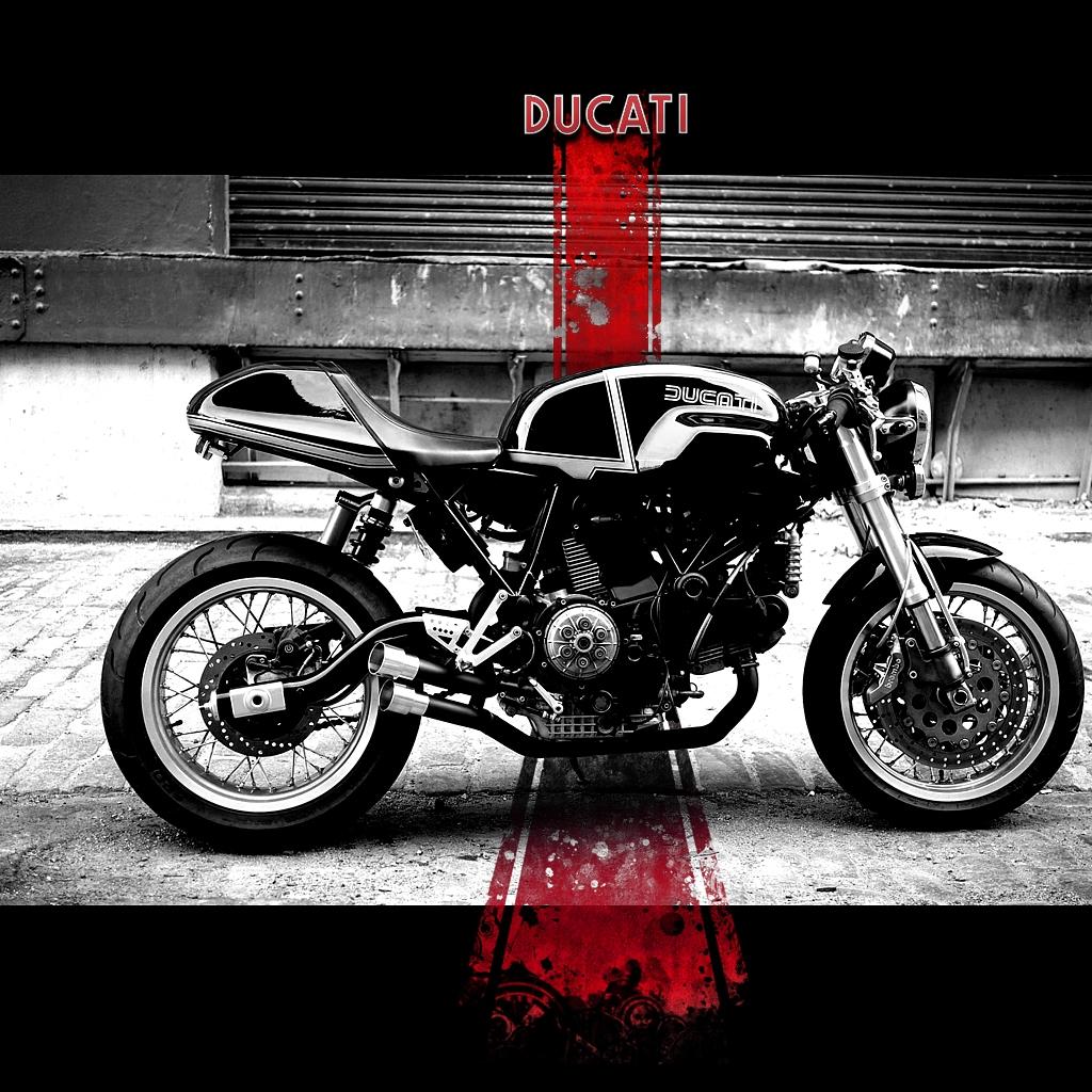[96+] Ducati Logo Wallpapers on WallpaperSafari