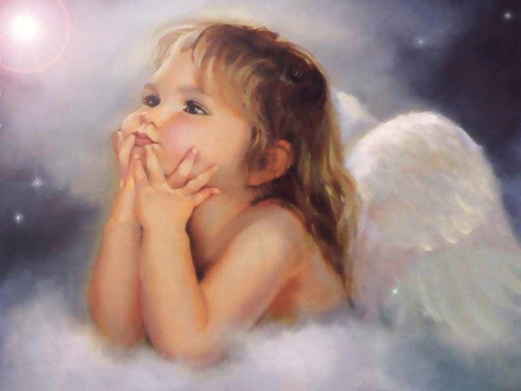 Desktop Wallpapers Backgrounds Fantasy Angel Wallpapers 1024x768