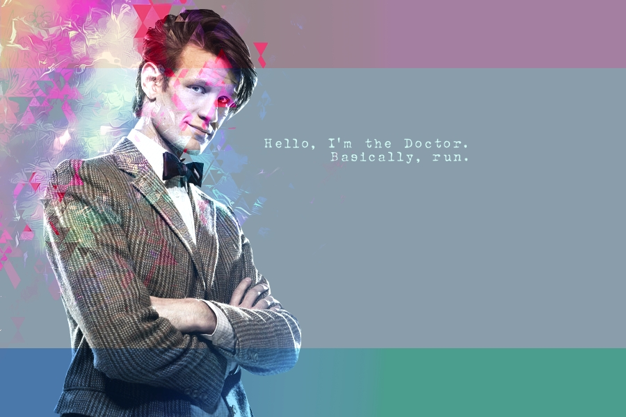 Matt Smith Wallpaper2 by Aquielo 900x600