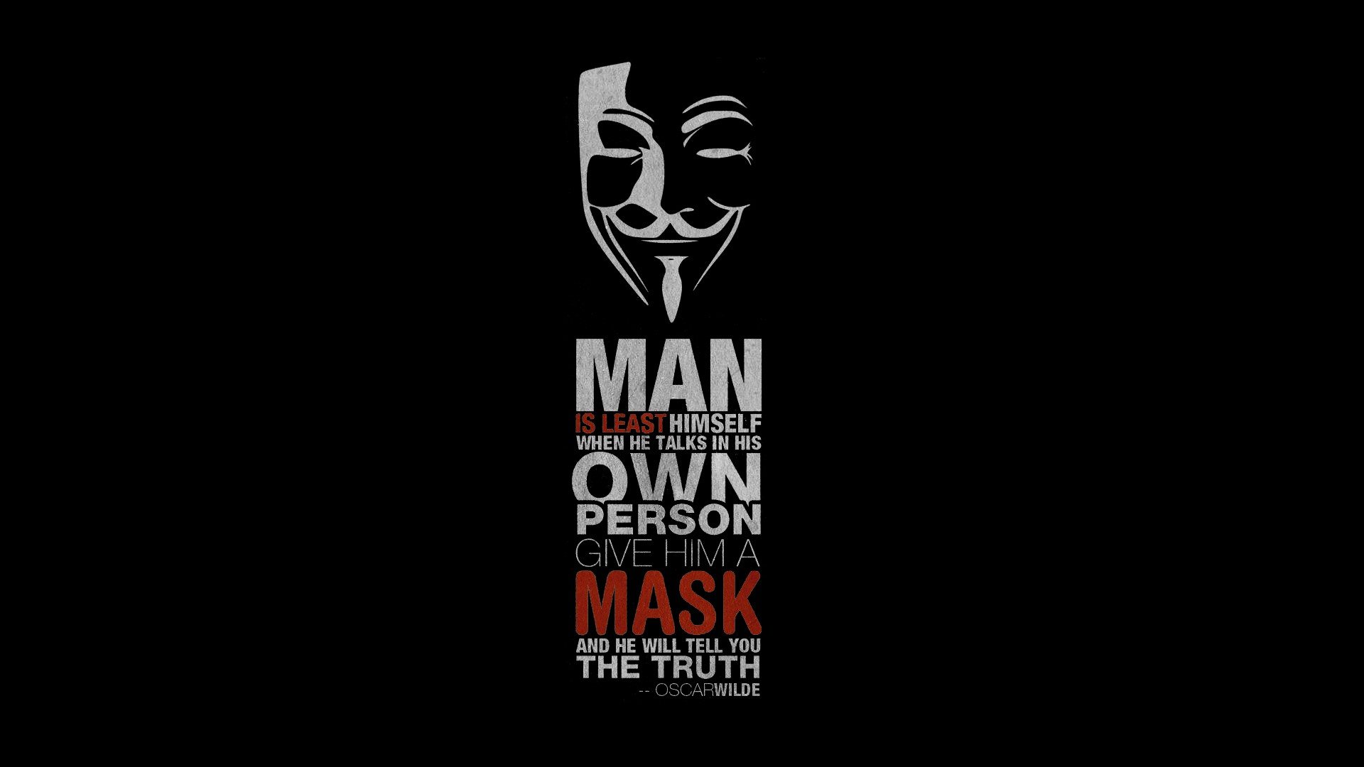 Anonymous hd wallpaper 1920x1080 wallpapersafari for Planners anonymous