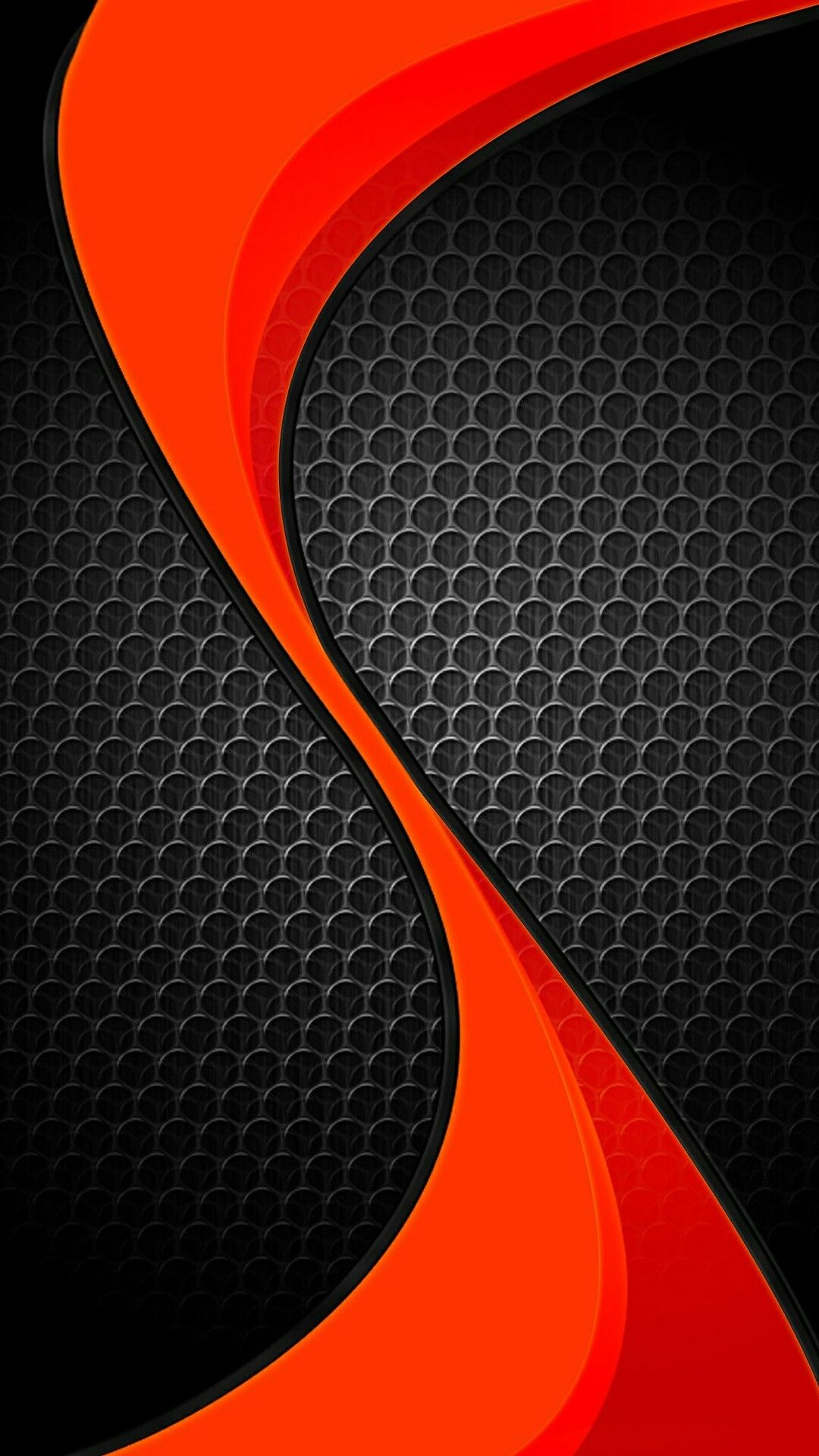 Black and Red Orange Abstract Wallpaper Abstract and Geometric 1080x1920