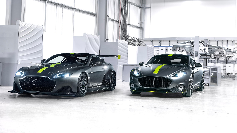 2018 Aston Martin Rapide AMR Vantage AMR Pro Wallpaper HD Car 3000x1688