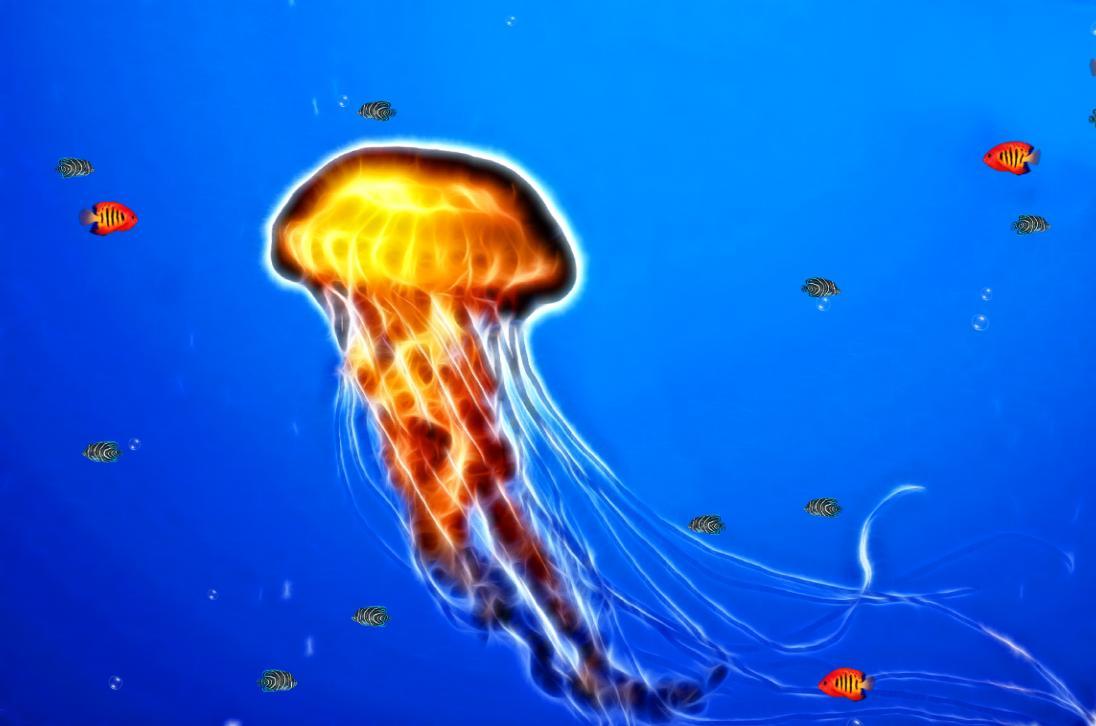 Ocean World Animated Wallpaper DesktopAnimatedcom 1096x726