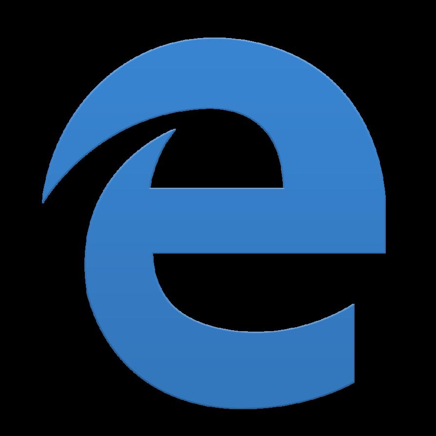 Microsoft Edge by dtafalonso 894x894
