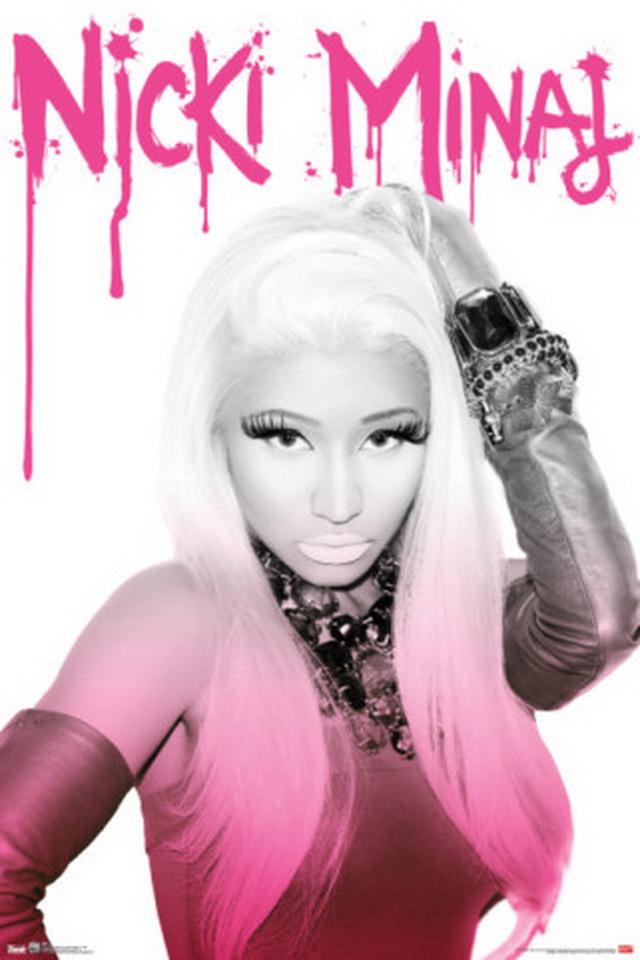 Nicki Minaj Wallpaper iphone 4 Wallpapers Photo 640x960