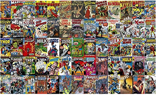 Comic Book Cover Background ~ Comic book cover wallpaper wallpapersafari