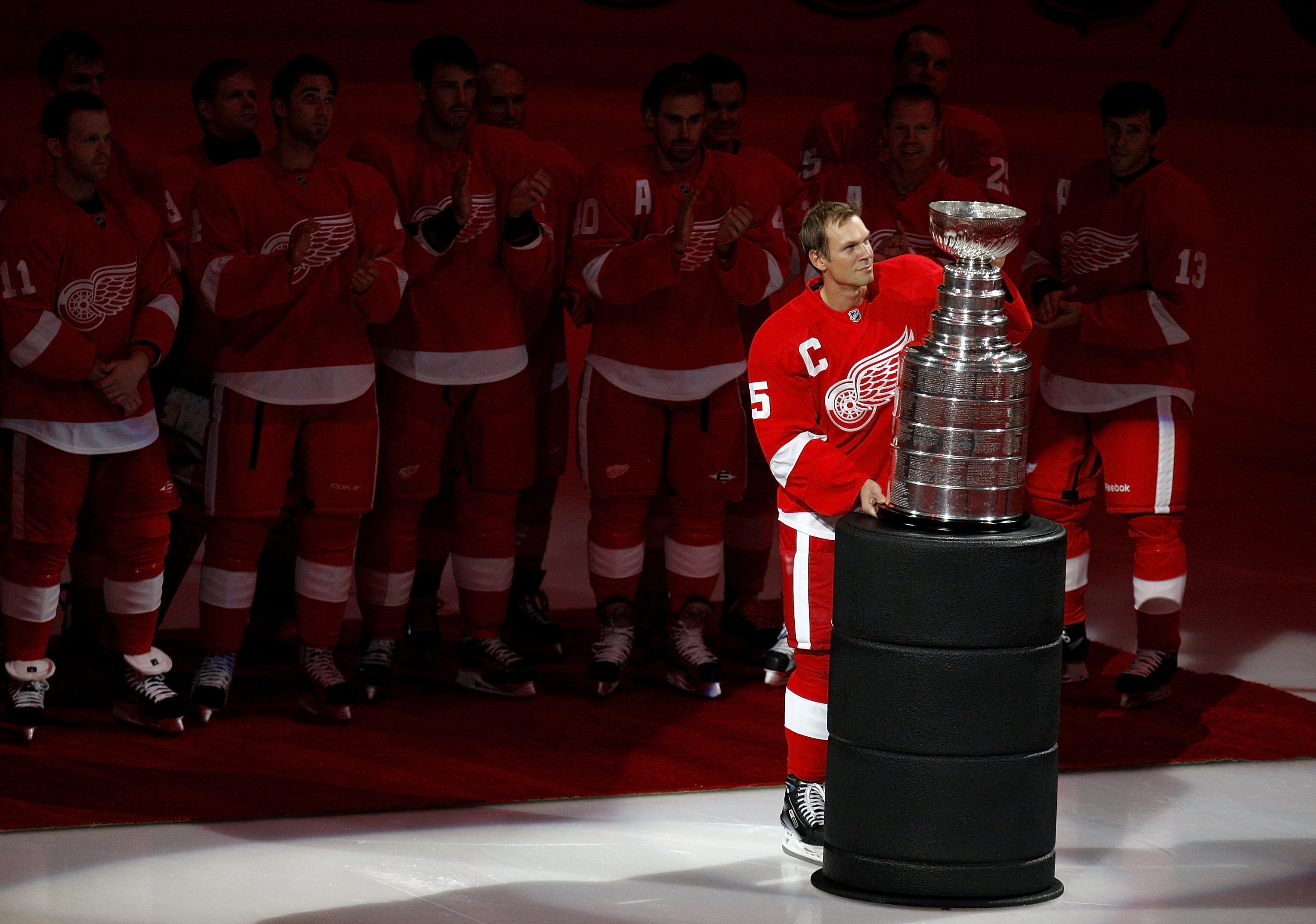 Detroit Red Wings or even videos related to Detroit Red Wings 3000x2107