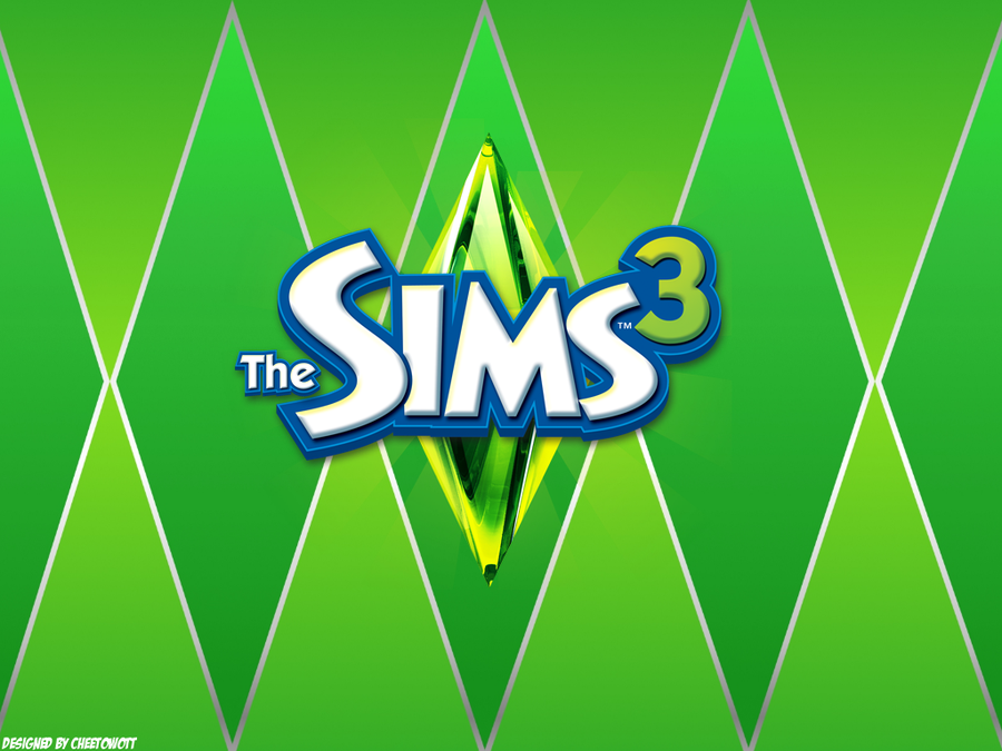 The Sims 3 Wallpaper by CheetoWott 900x675