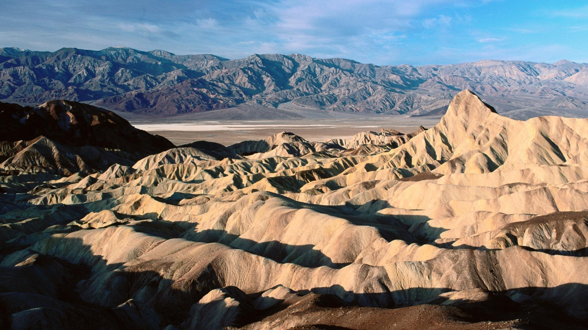 Death Valley Desert HD Wallpaper Background Images 1920x1080