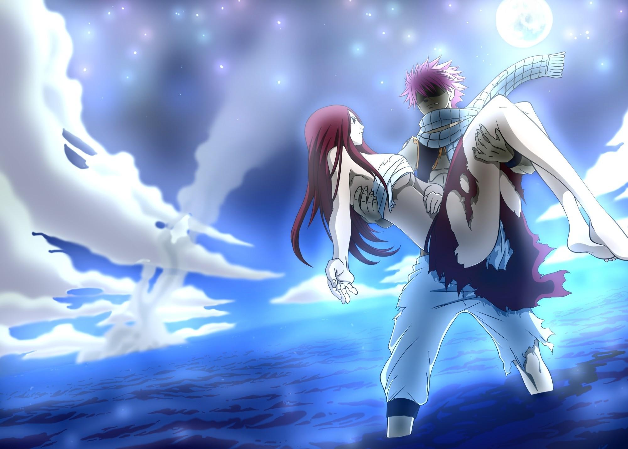 Fairy Tail Wallpaper 2000x1428 Fairy Tail Anime Anime Girls 2000x1428