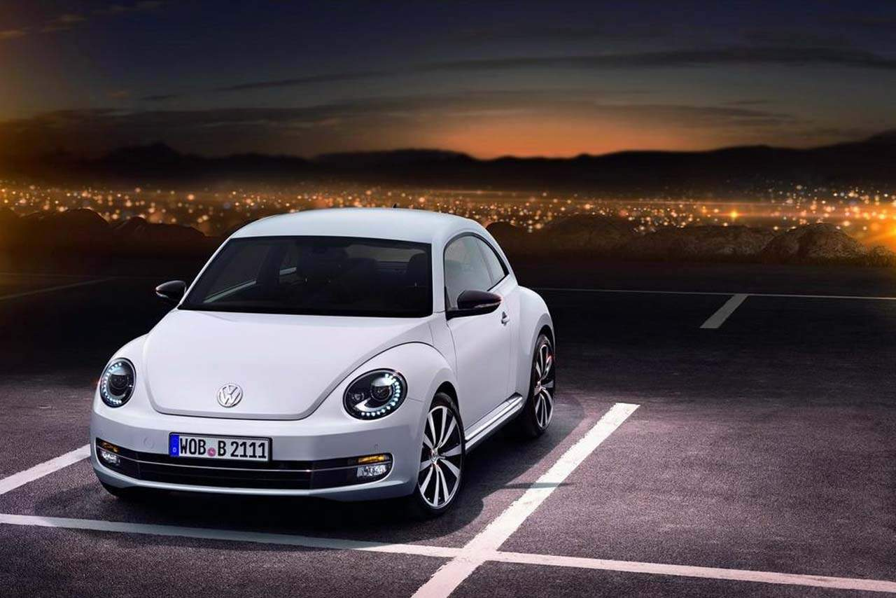 Volkswagen Beetle Wallpaper Galleries 1280x854