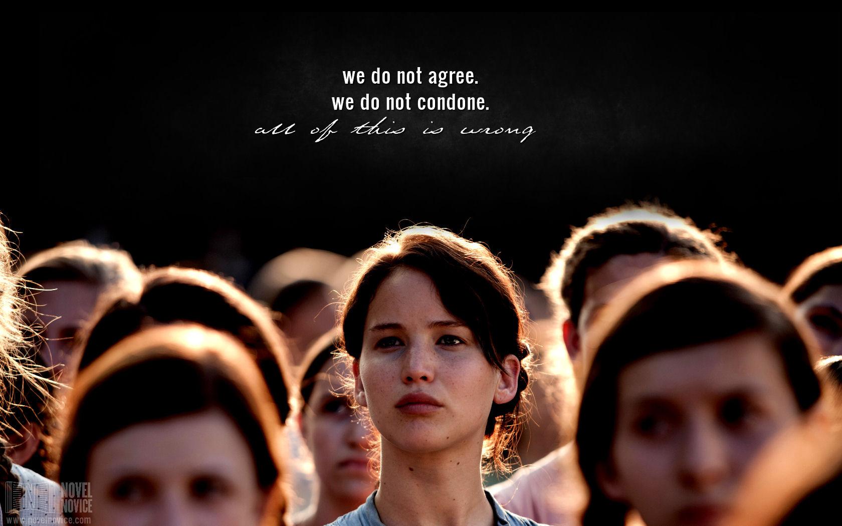 The Hunger Games Movie Desktop Wallpapers Part 2   Novel Novice 1680x1050