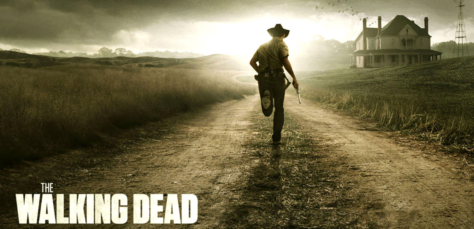 Some information about The Walking Dead ]