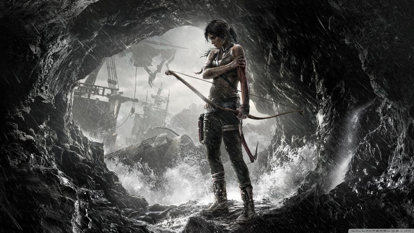 Free Download Tomb Raider Lara Croft 2013 4k Hd Desktop