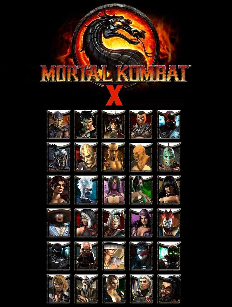 Mortal Kombat 10 Logo Mortal kombat 777x1028