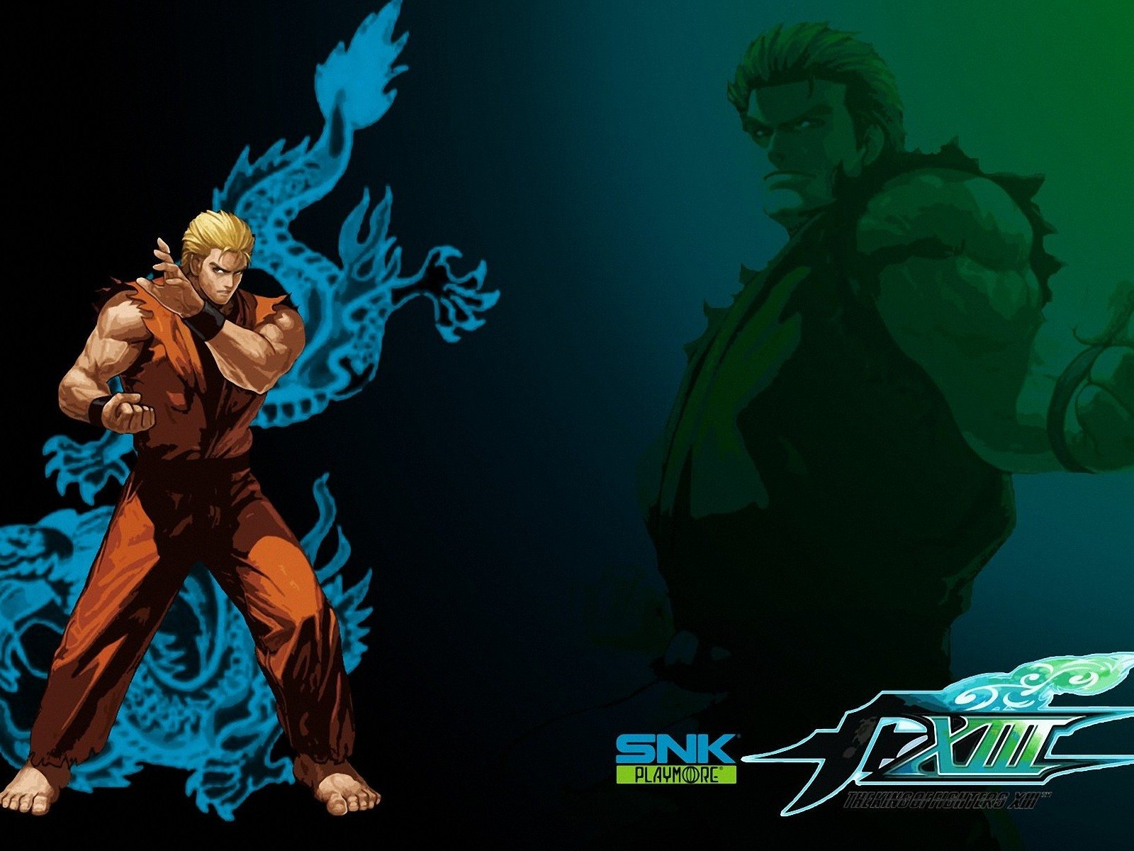 Free Download Kof 13 Ryo Wallpapersthe King Of Fighters Wallpapers