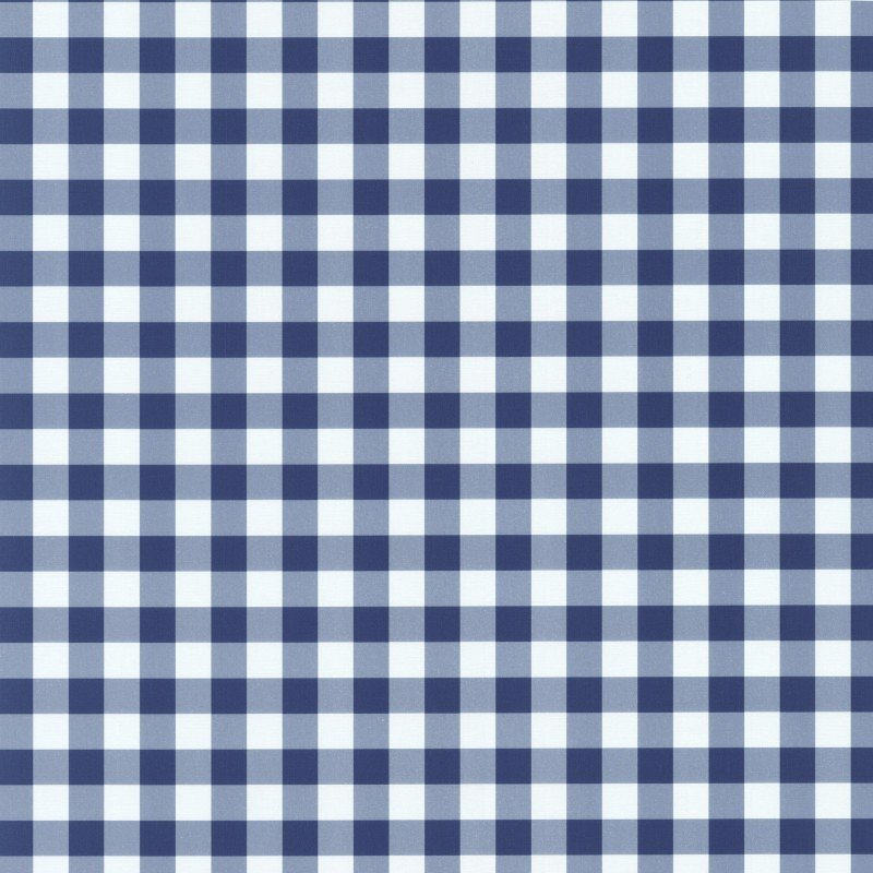 Blue White Gingham Check Wallpaper by PS International 05638 40 800x800