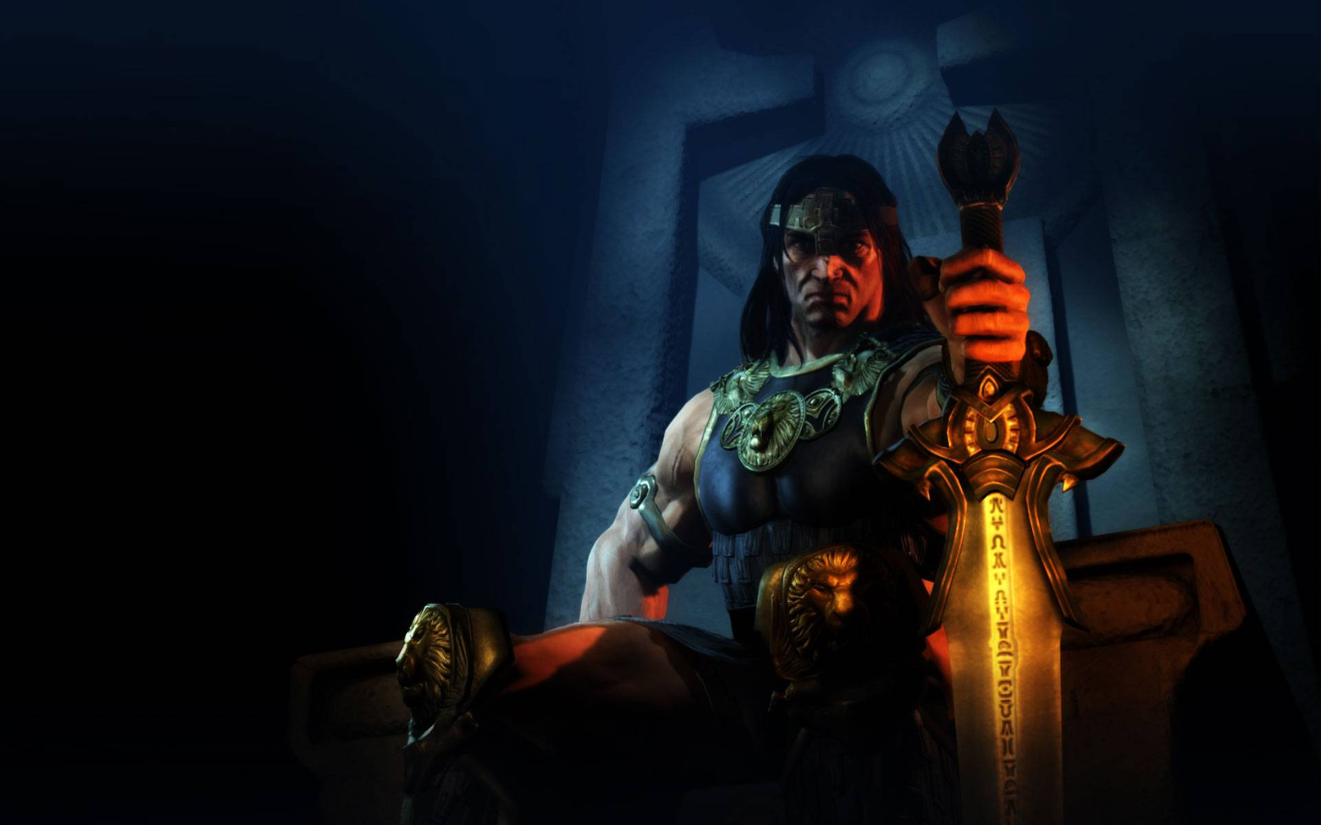 Age of Conan wallpaper 2 1920x1200