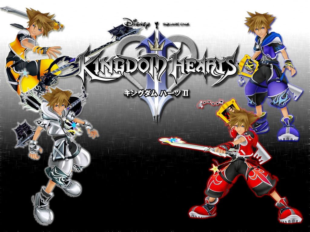 Kingdom Hearts Games Pictures 1024x768
