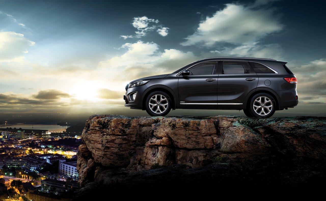 2019 Kia Sorento 4k hd wallpaper   Latest Cars 2018 2019 1280x791