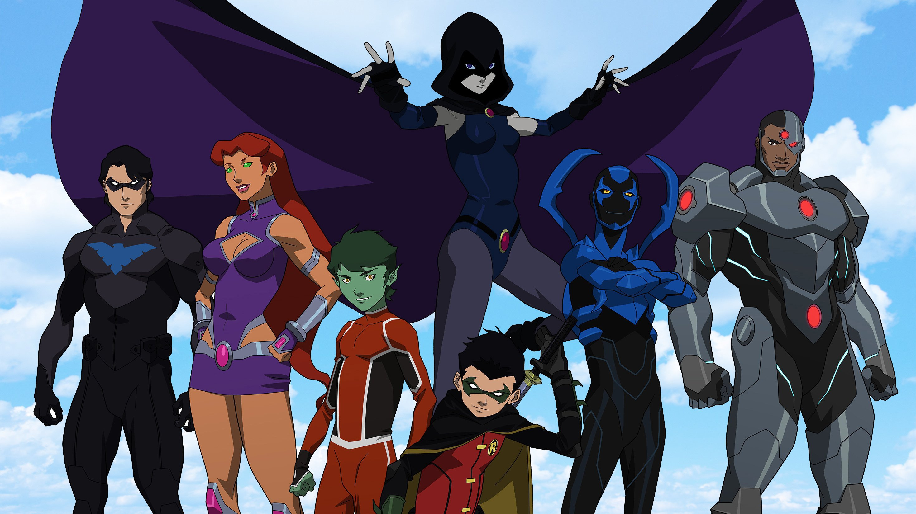 37 Beast Boy HD Wallpapers Background Images 2940x1651