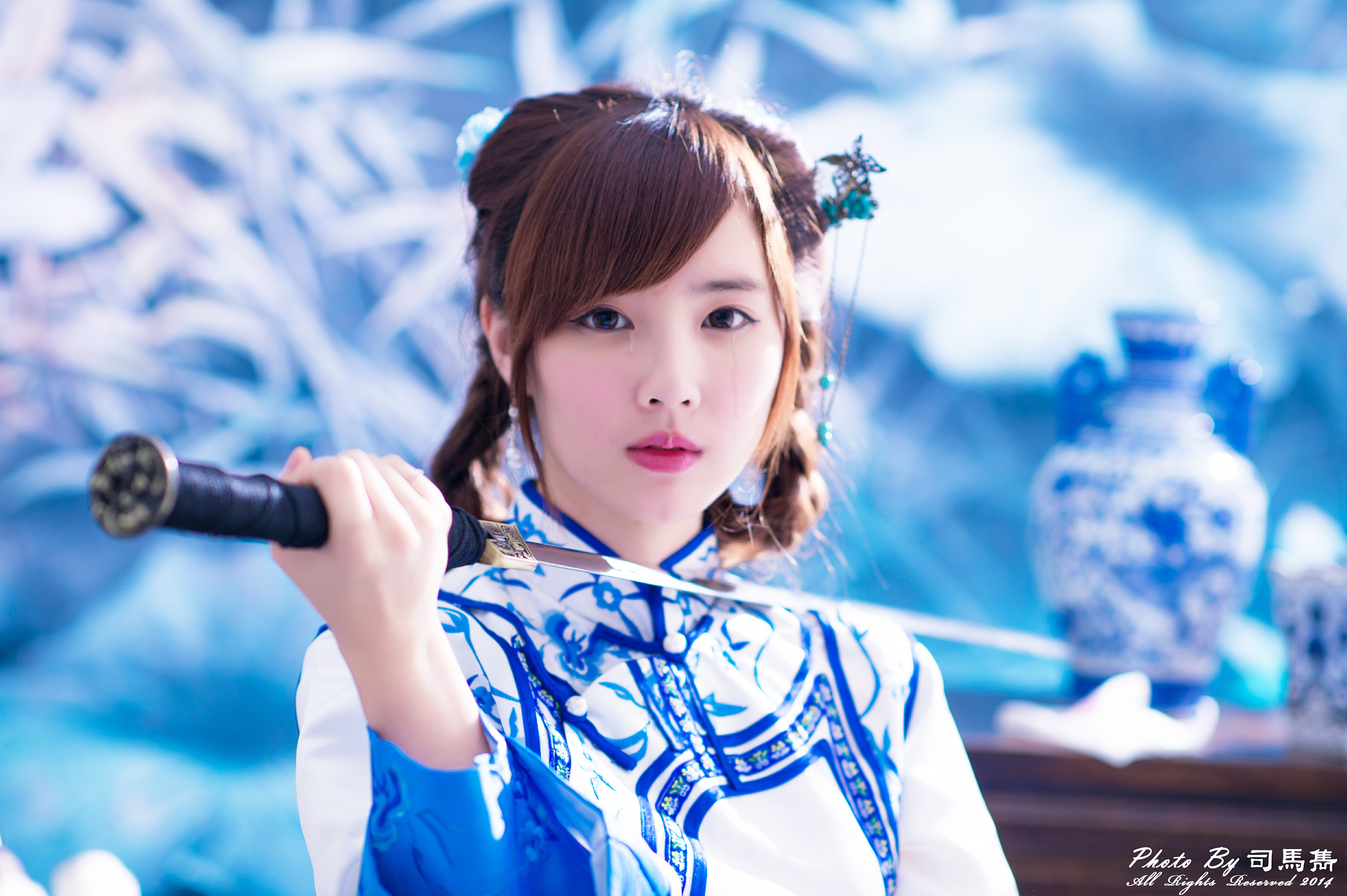 22 Yu Chen Zheng HD Wallpapers Background Images 4928x3280