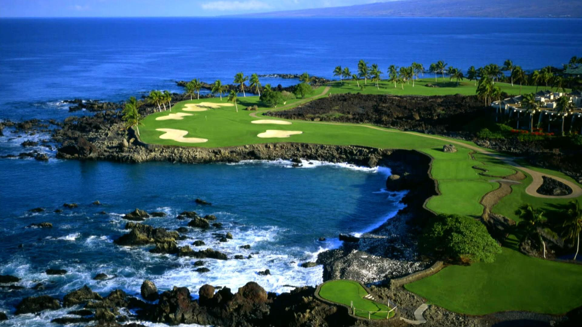 Morning Drive Top 10 Must Play Hawaiian Course Golf Channel 1920x1080