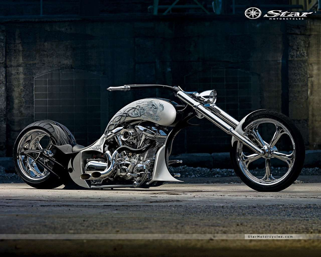 Cool Custom Bike Wallpaper Hd Car Wallpapers 1280x1024