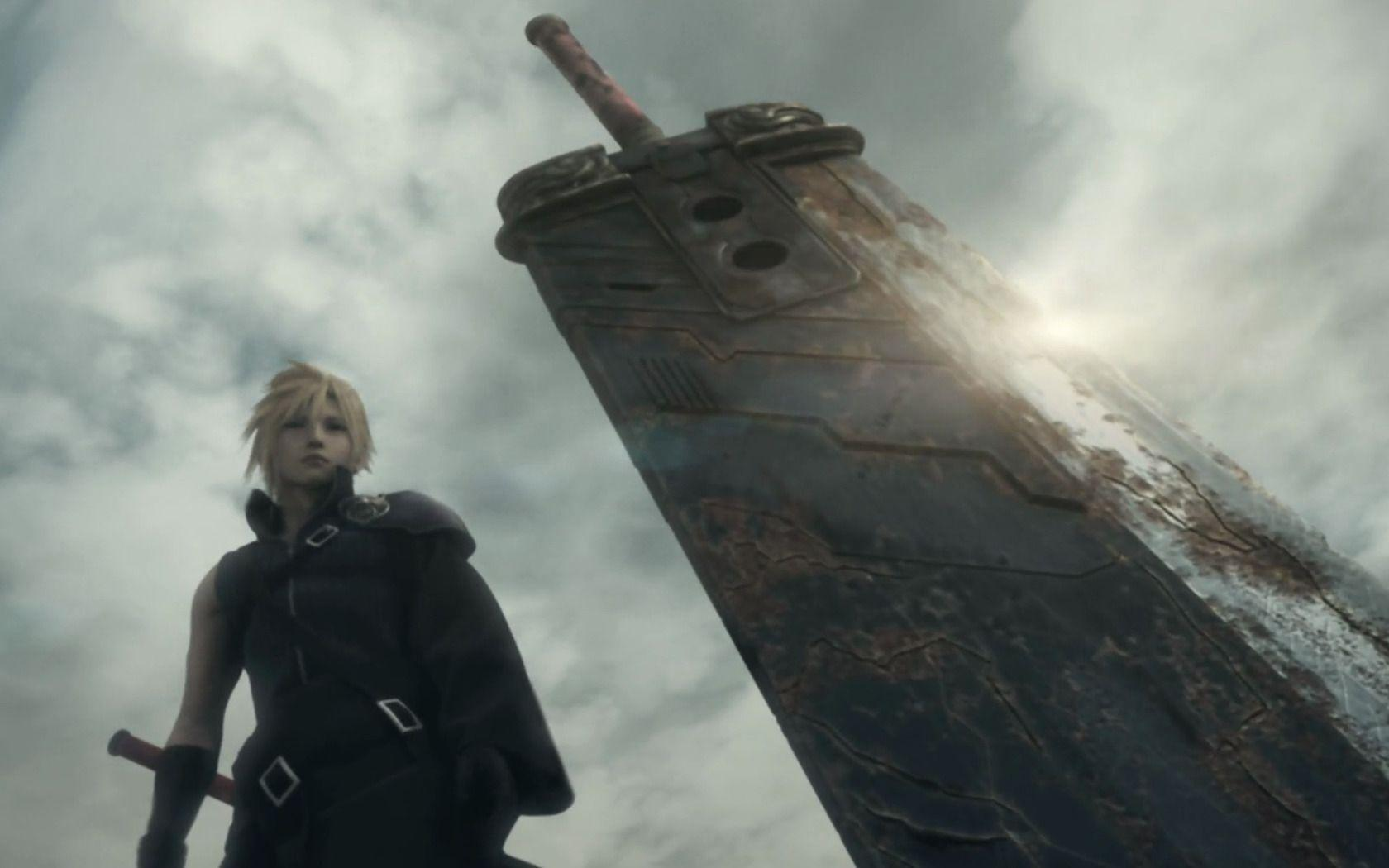 Final Fantasy Cloud Wallpapers HD 1680x1050